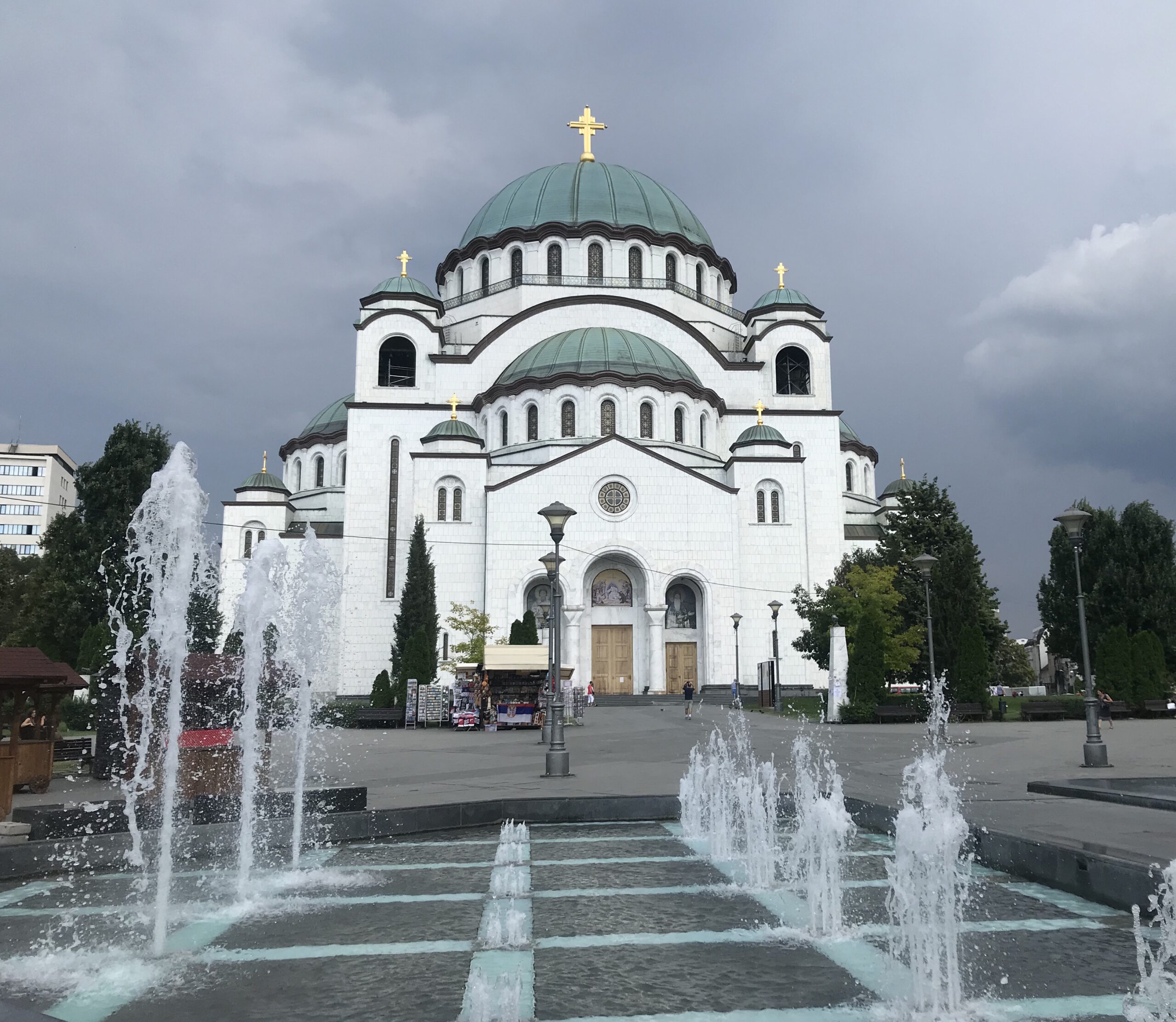 The St. Sava Church in Belgrade Has Been Under Construction for 85 Years and Counting. Here's Why.