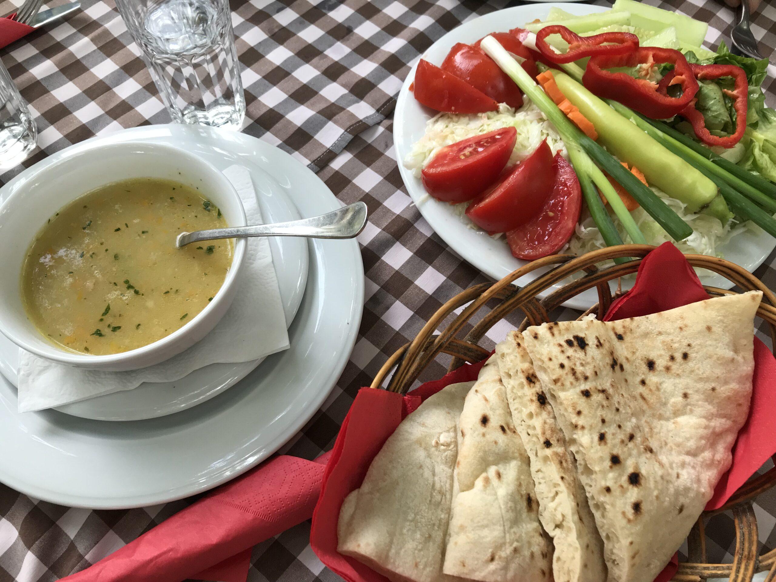 Explore The City of Belgrade Through It's Delicious Food
