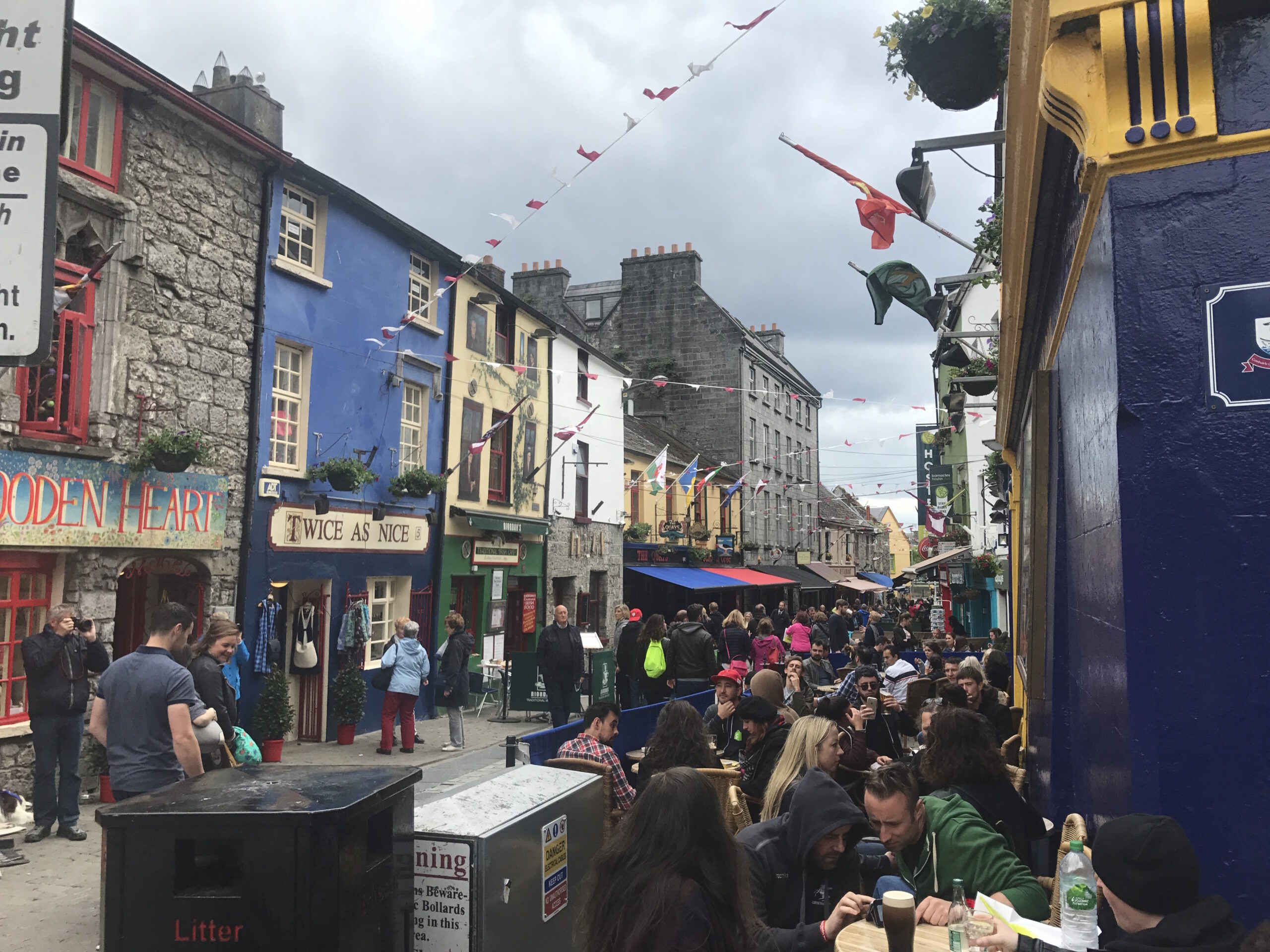 Galway, Ireland: The City of Novelty and Flavor
