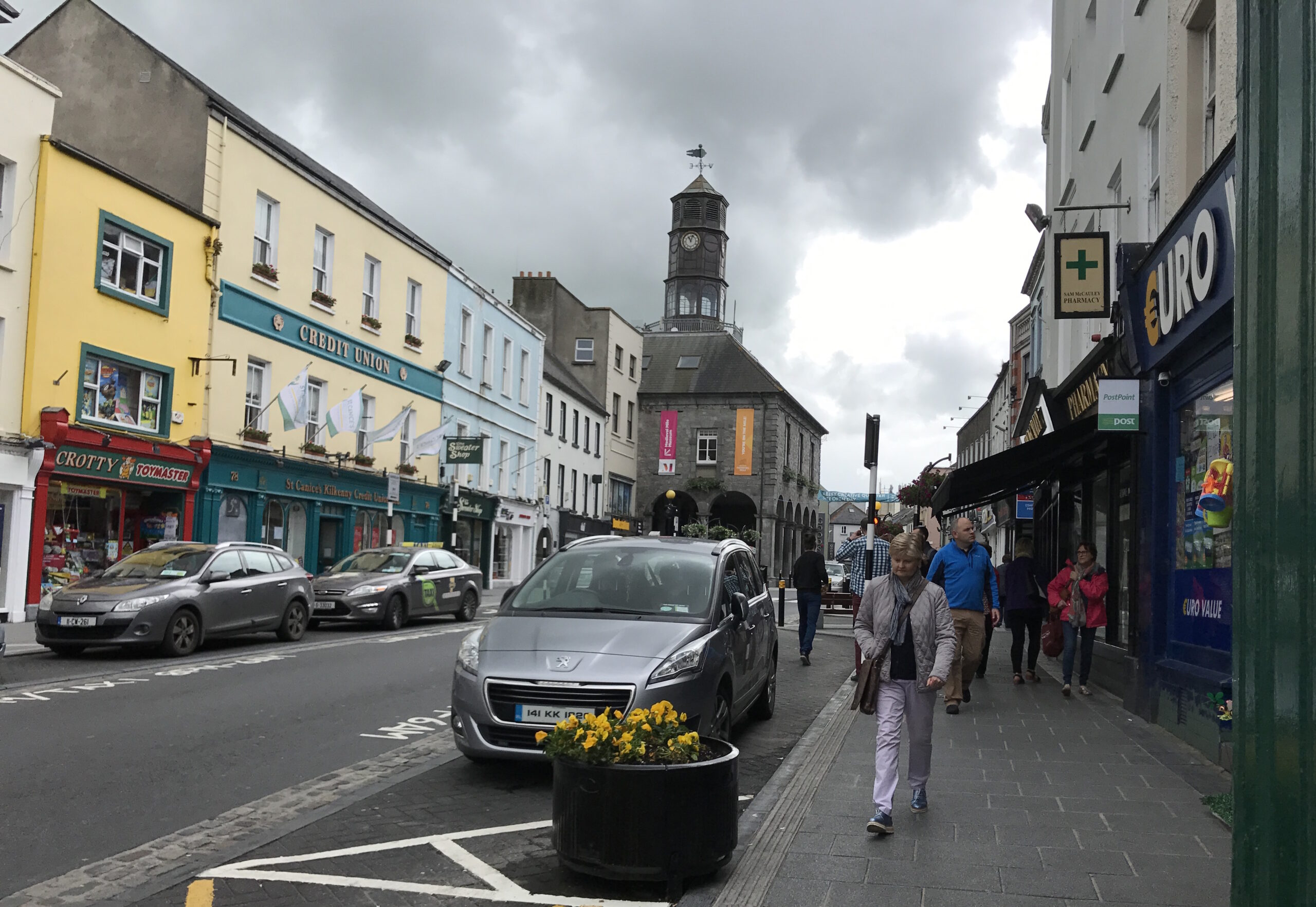Kilkenny Reels Its Visitors in With Its Medieval Charm