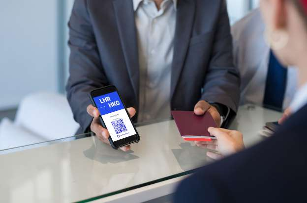 JetBlue, Virgin, and Lufthansa To Offer 'COVID Health Pass' In December