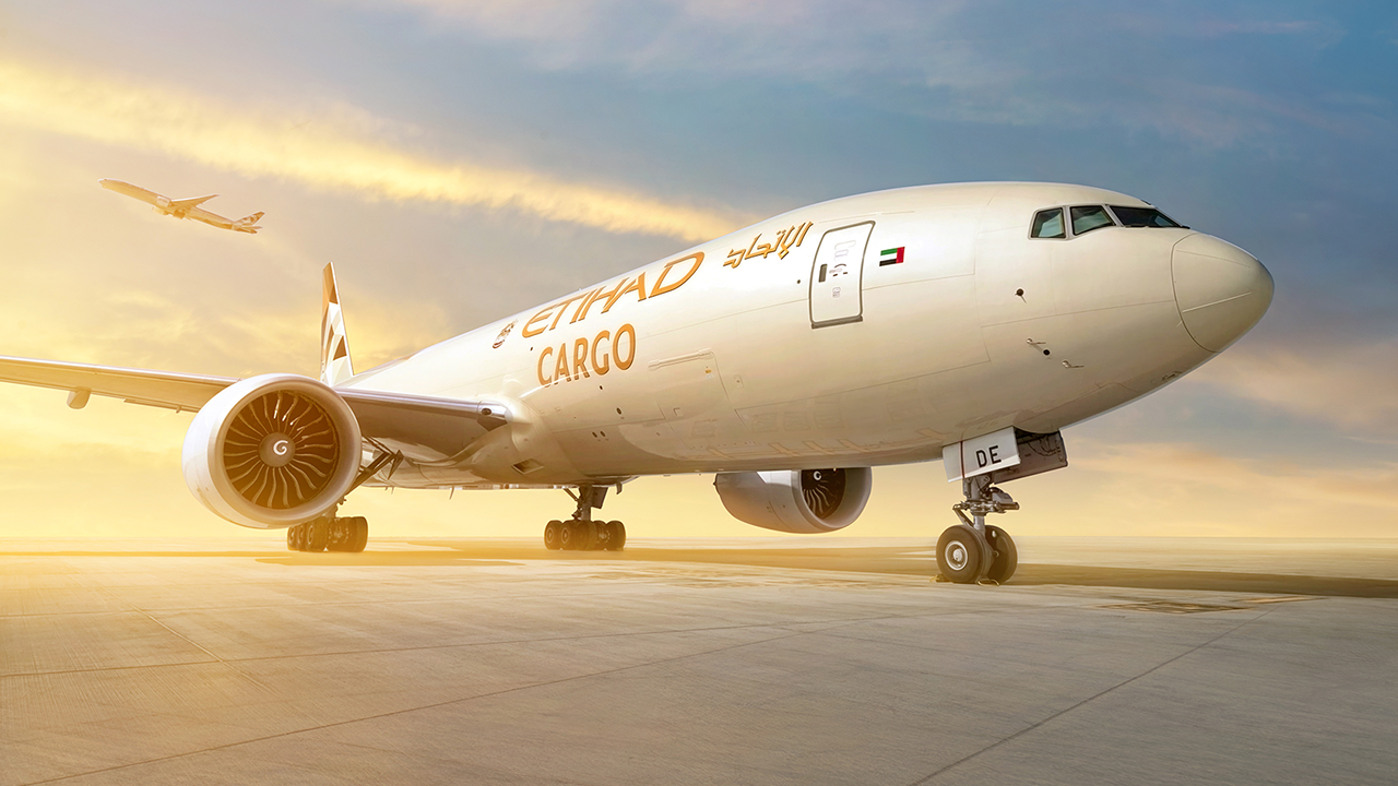 Etihad Cargo Joins UNICEF Humanitarian Airfreight Initiative for COVID Vaccine and Essential Medicare Response