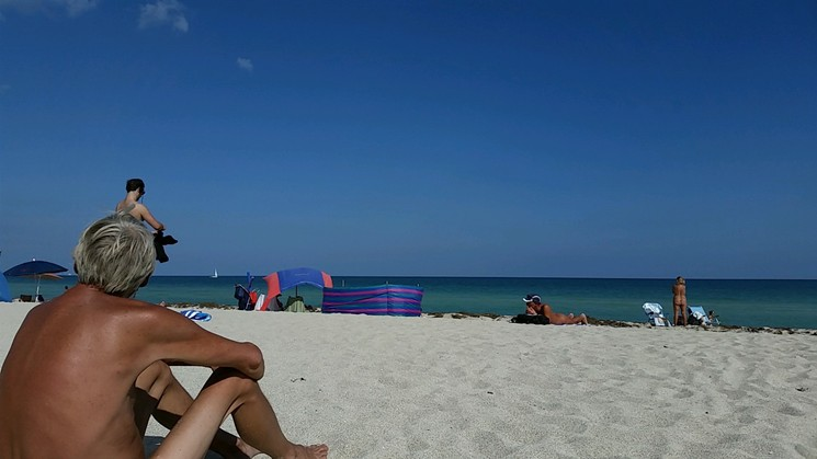 Miami is A Hedonistic Oasis For Nudists and Beach Lovers Alike