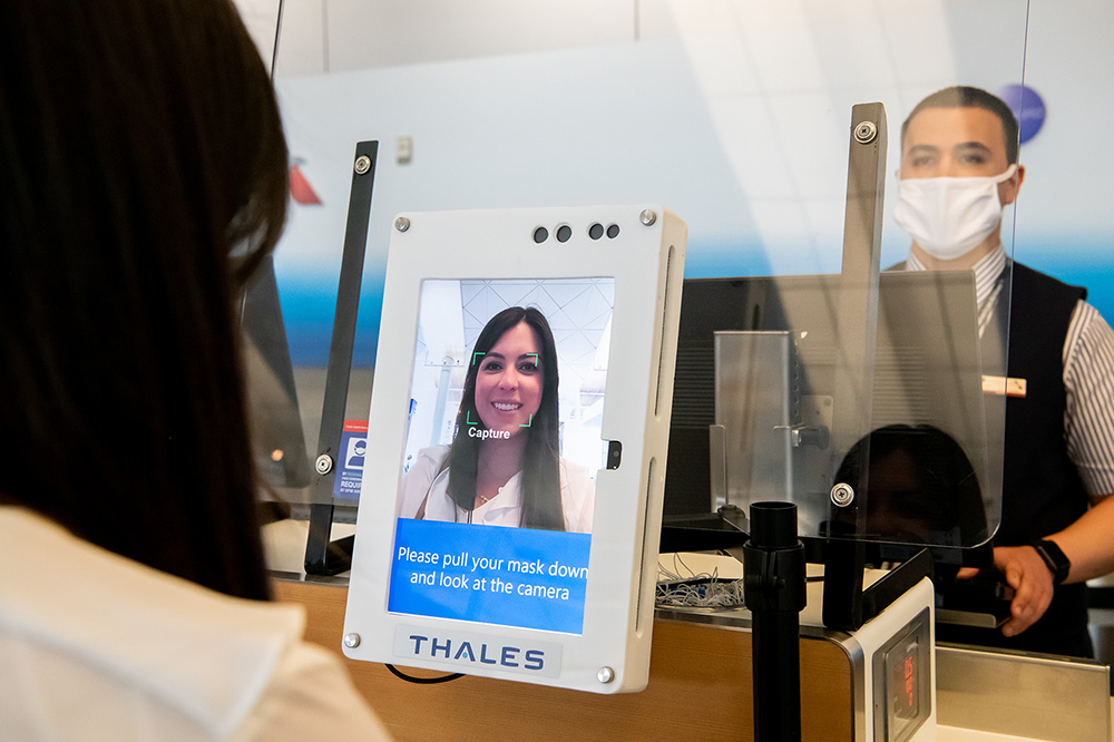 American Airlines is Introducing More 'Touchless – Technology' To Their Passenger Boarding Procedures