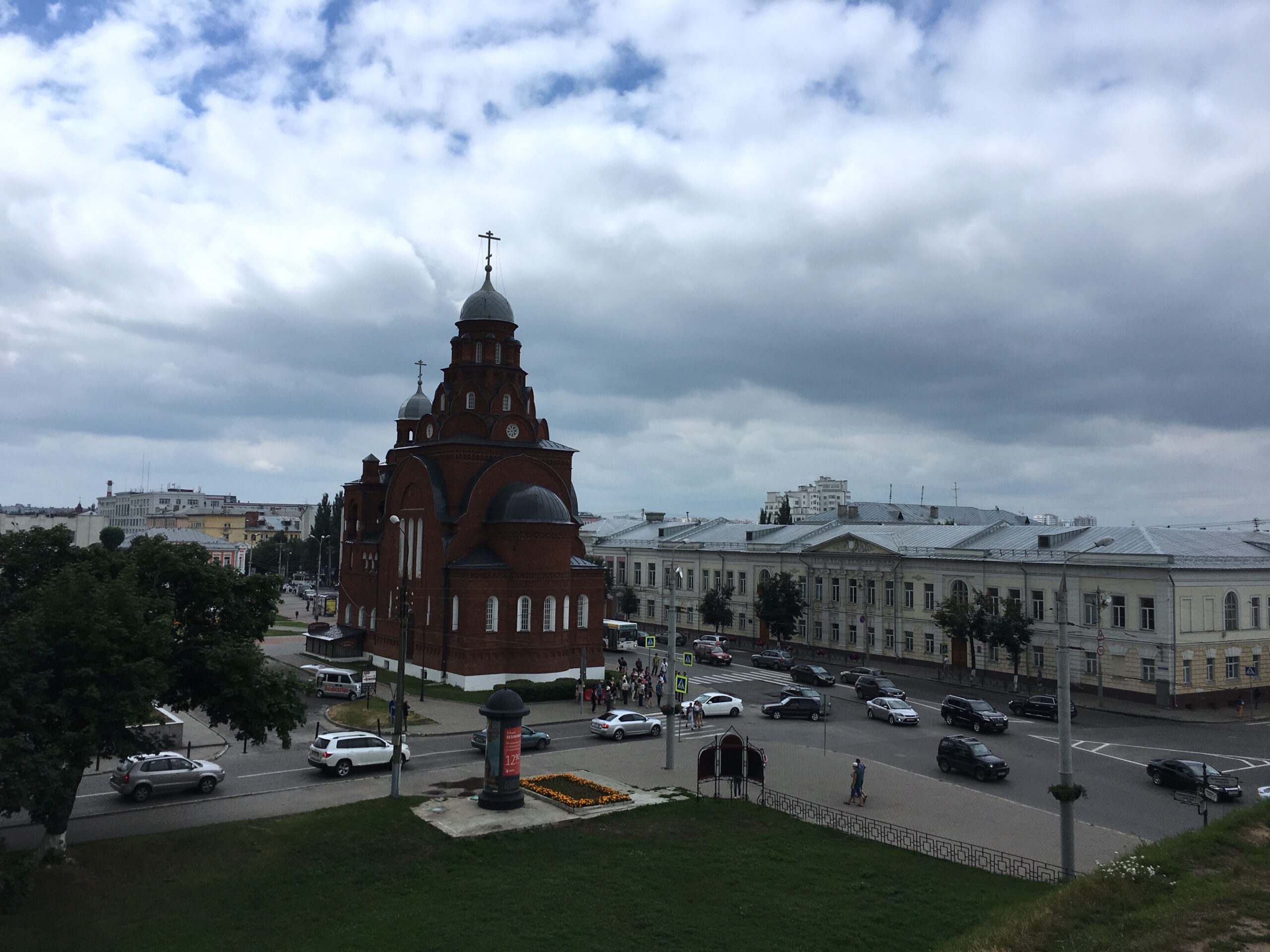Enter the Golden Ring of Russia: Vladimir, Russia – the Father of the Golden Ring