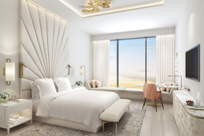 St. Regis Dubai, The Palm to Open In the Heart of Palm Jumeirah On May 2021