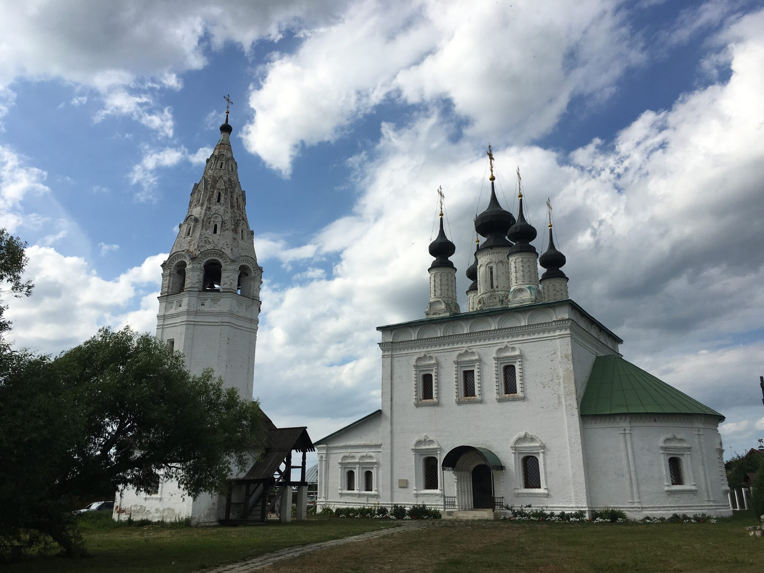 Enter the Golden Ring of Russia: Suzudal, Russia – the Jewel of the Golden Ring Cities