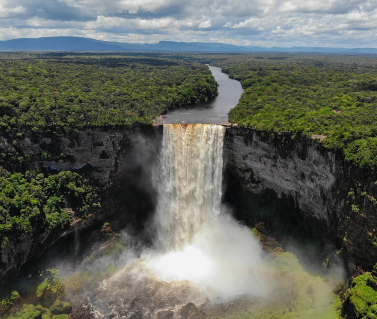 Discover the Beauty of Guyana
