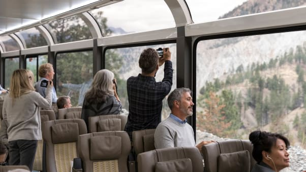 This Canadian Luxury Scenic Train Will Take You Across America